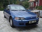 Honda Civic Vei