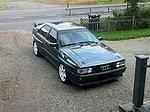 Audi urquattro 20v