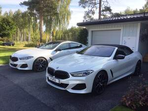 BMW 840i xDrive Cabrio M-sport
