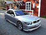 BMW 745iA E65 Hamann