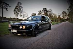 BMW e34 540/6