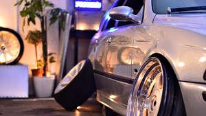 BMW E39 530D M-Sport Touring