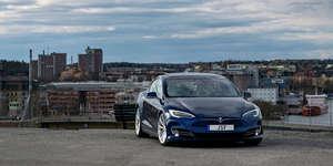 Tesla Model S P100D Ludicrous