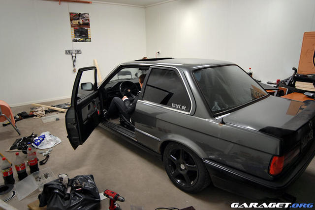 "BMW E30 325i -89 ""Eleanor"""
