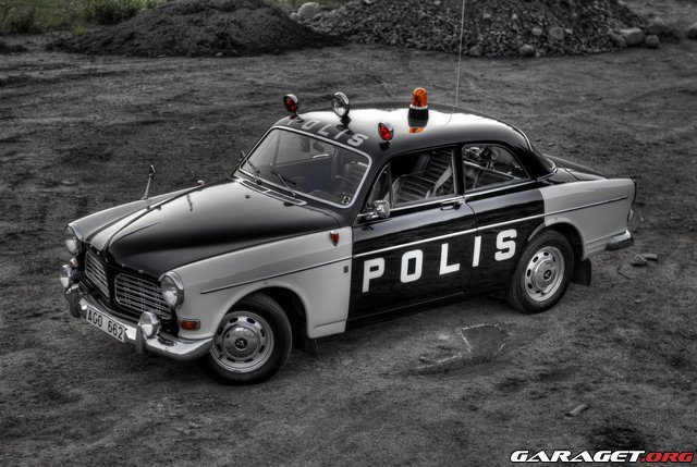 Volvo amazon polis 1967 garaget for Garage auto galon