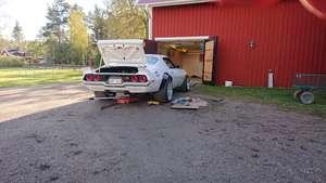Chevrolet camaro SS L78