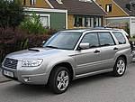 Subaru Forester 2.5T XT