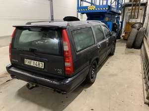 Volvo V70 2,5T AWD
