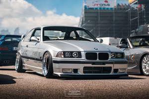 BMW E36 325i Coupé