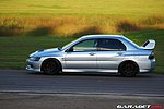 Mitsubishi evolution VIII