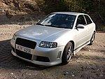 Audi a3 1,8ts quattro