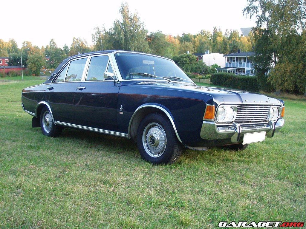 Ford Taunus 26M (1970) 3.64/5
