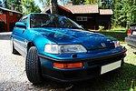 Honda CRX VT