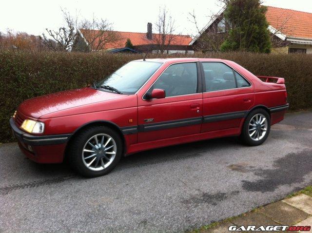 Peugeot mi16 le mans 1994 garaget for Garage peugeot le mans