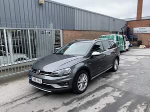 Volkswagen Golf Alltrack TSI DSG6