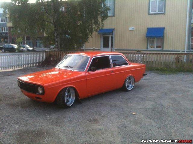 Volvo 142 Ocean Mk18 1972 Garaget