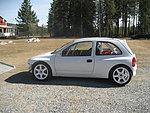 Opel Corsa 4x4 turbo