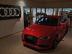 Audi A4 2.0TDI Quattro S Line