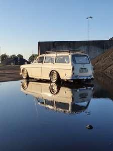 Volvo Amazon herrgårdsvagn 221