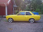 Opel kadett 1200