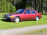Mercedes 190 2,6