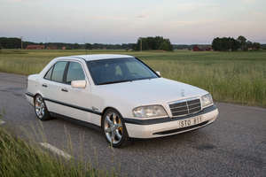 Mercedes C280 Turbo