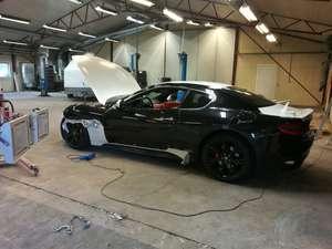 Maserati grantursmo s