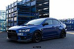 Mitsubishi Evolution X
