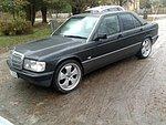 Mercedes 190 2.3 SPORTLINE