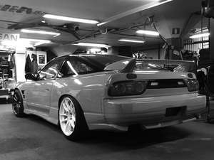 Nissan 200sx rs13 Type-x
