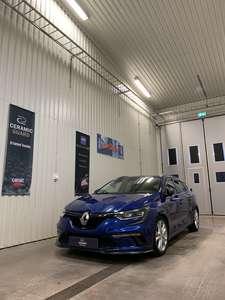 Renault Megan gt sport tourer