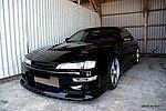 Nissan 200sx s14a C-speed Widebody