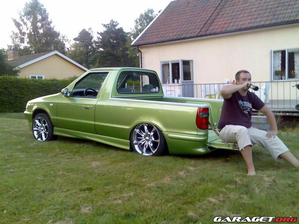 Skoda Pickup