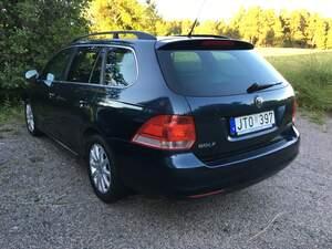 Volkswagen Golf Variant 1.6 Multifuel