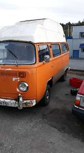 Volkswagen Late bay Reimo Högerstyrd