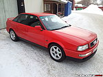 Audi 80 Quattro Competition