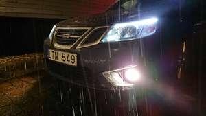 Saab 9-3 SC Griffin Hirsch