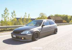 Honda civic vti
