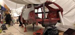 Saab 9-5 SC 2.3T RWD