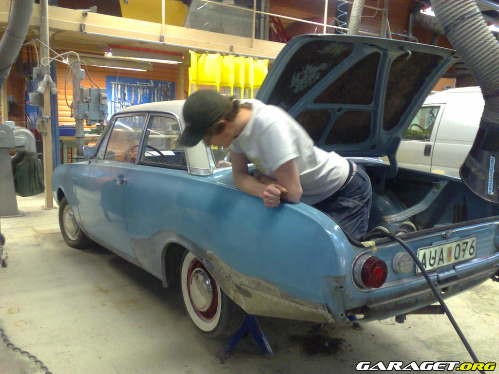 Ford taunus 17m super p3 TS