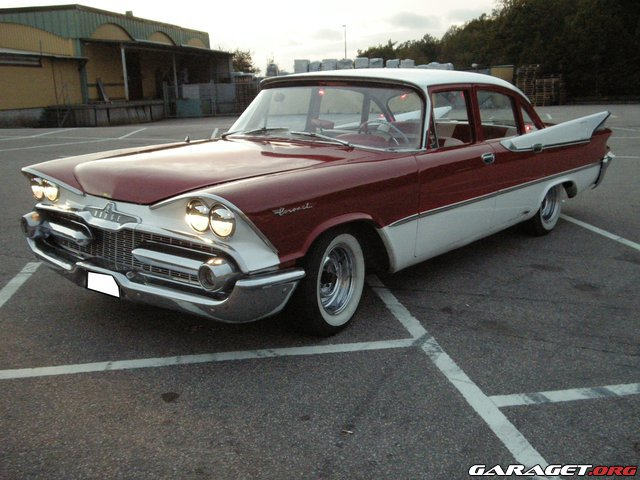 Garaget dodge coronet 1959 for Garage auto galon
