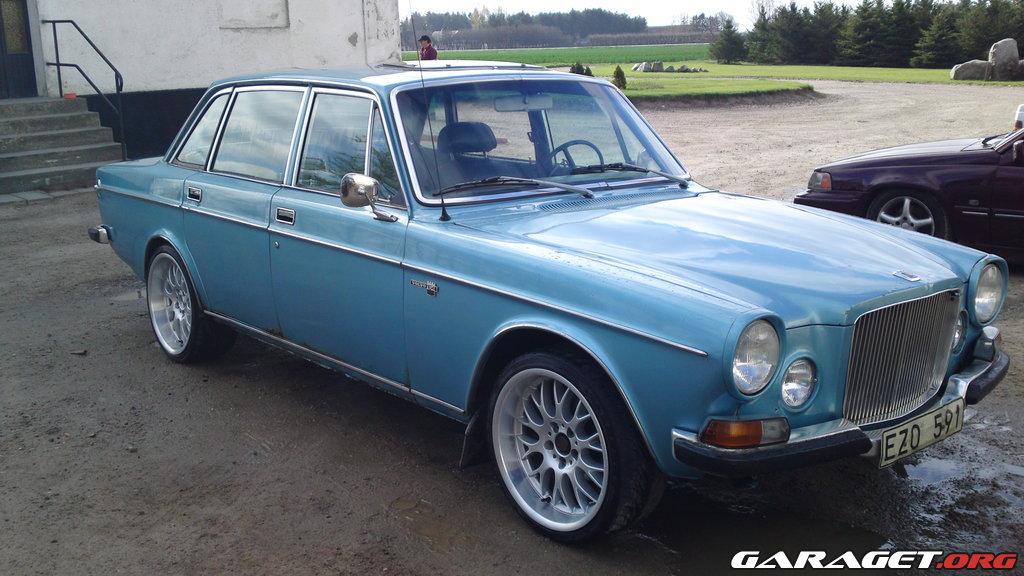 Volvo 164 1972 Garaget