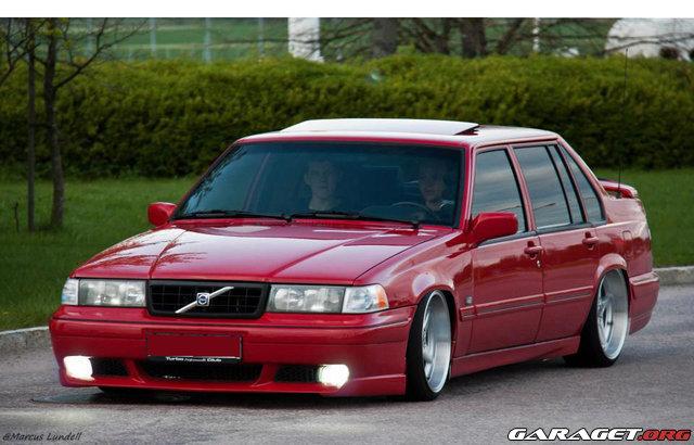 Volvo 940 T5 1991 Garaget