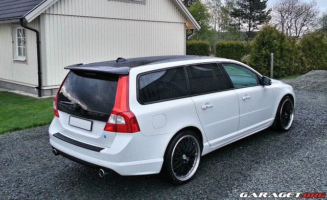 Volvo V70 2 5ft R Design 2010 Garaget