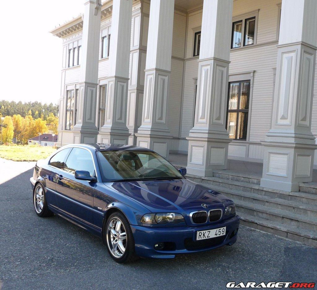 2000 Bmw 323ci Coupe: BMW 323Ci E46 (2000)