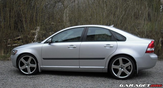 Can someone let me know how to put Pegasus wheels from the S60R onto a S40?