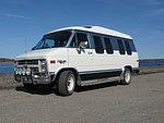 Chevrolet Van Hi-top Starcraft 6.2D