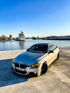 BMW F31 320d
