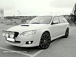 Subaru Legacy Kombi Diesel