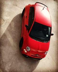 Fiat Abarth 595 Competizione 180
